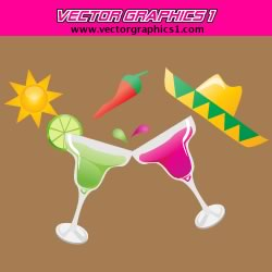 Cinco De Mayo Vector Graphic